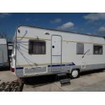 caravana brusnert 560ts  4 plazas VENDIDA