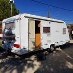 caravana eifeland 6 plazas