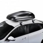Road 370NT Cofre de techo con diseño deportivo y aerodinámico