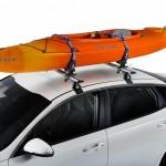 Rafter  Portakayak para montaje sobre barras de techo
